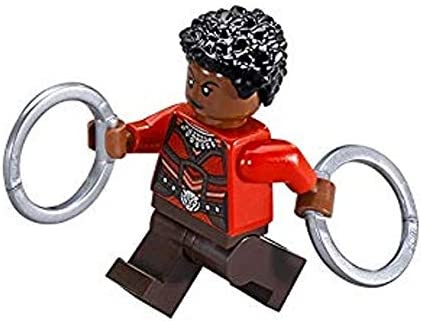 LEGO Marvel: The Black Panther - Nakia (with Disc Blades / Rings) 76100