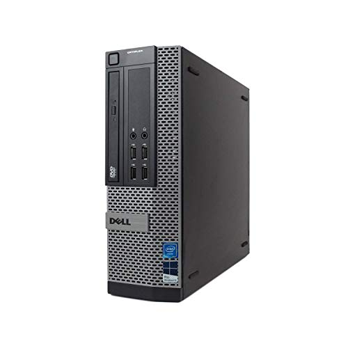 Dell Optiplex 7010 Desktop Computer – Intel Core i5 3.6GHz, 16GB DDR3, New 500GB SSD, Windows 10 Pro 64-Bit, WiFi, USB 3…