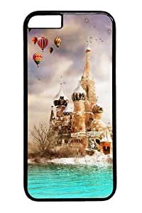 iphone 5 5s Case, iphone 5 5s Cases -Moscow Dreamland Polycarbonate Hard Case Back Cover for iphone 5 5s inch Black