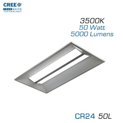 2X4 Led Light Fixtures Cree in US - 8