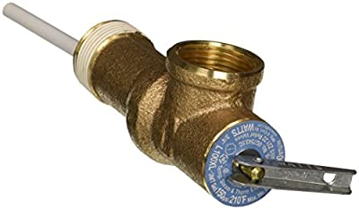 Rheem SP8346 Temperature and Pressure Relief Valve with 3/4-Inch NPT