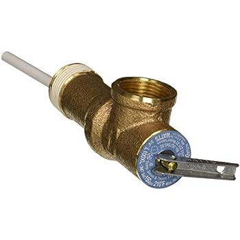Camco 10471 10473 3 4 Quot Temperature And Pressure Relief