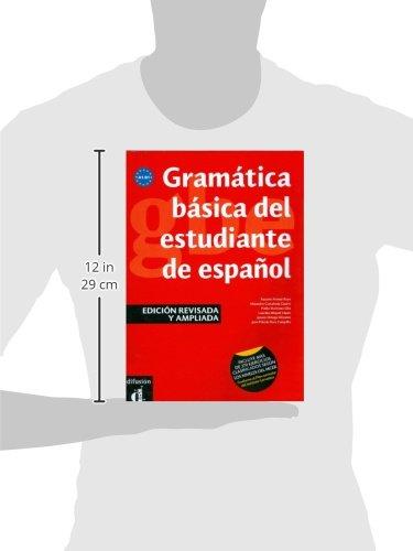 amazon gramatica basica del estudiante de espanol libro edicion