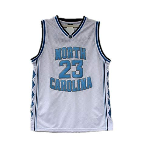 Basketball Jersey Retro Athletics Movie Jersey North Carolina #23 90S Hip Hop Clothing for Party,L