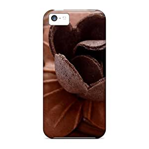 meilz aiaiDeannaTodd Perfect Cases For iphone 5/5s/ Anti-scratch Protector Cases (chocolate Flower)meilz aiai