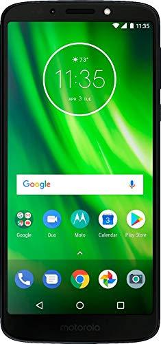 Motorola Moto G6 Play 32GB+3GB RAM XT1922-2 5.7' HD+ Single SIM 4G LTE Factory Unlocked Smartphone International Version - No Warranty (Deep Indigo)