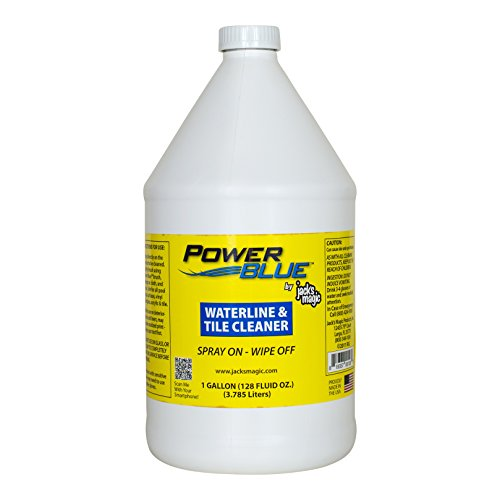 Jack's Magic Power Blue Water Line and Tile Cleaner Size: 1 Gallon
