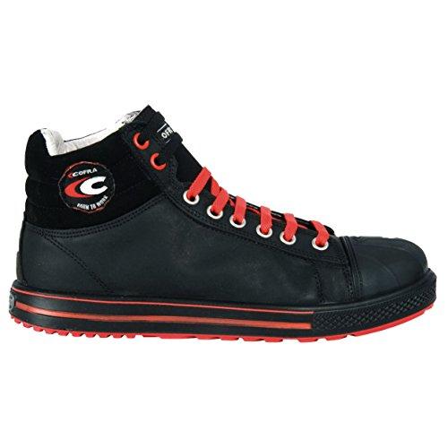 Cofra Steal W45 Noir de 000 Taille Chaussures 45 S3 SRC 35031 sécurité twxrqt