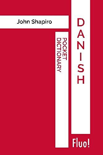 Berlitz Phrasebook Danish - Danish Pocket Dictionary