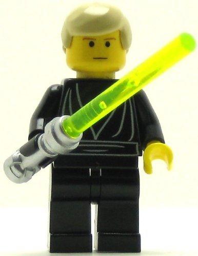 - LEGO Star Wars Minifigure Luke Skywalker With Lightsaber From Set 7201 Final Duel II
