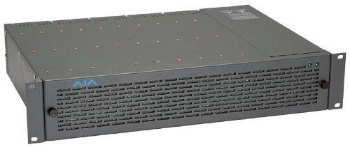 AJA FR2 2RU Rackmount Frame Rackframe + Dual Power Supply (FR2D)