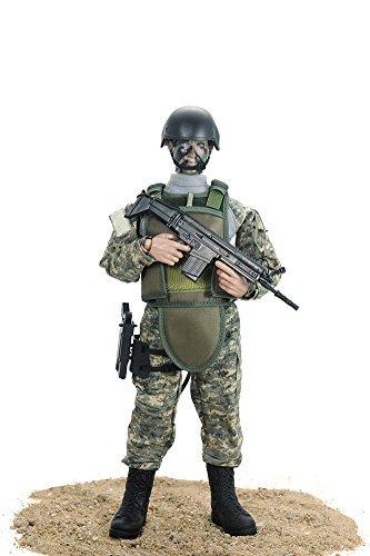 Inch 12 Military Figures (Kibby 12