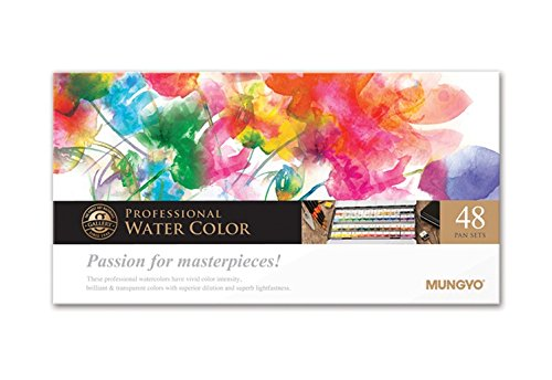 Sargent Art 32 6048 Professional Watercolor