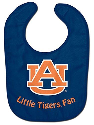 WinCraft NCAA Auburn University WCRA2017714 All Pro Baby Bib (Auburn Bib Tigers)