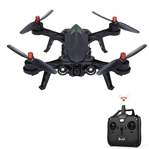 Rabing RC Drone, MJX B6 Brushless Racing Quadcopter 2.4G 300M RTF Drone (Upgradable to FPV Version)