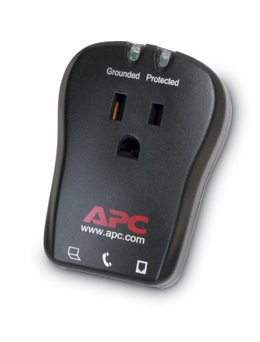 APC P1T 120V Portable Surge Protector