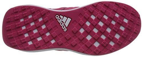 adidas Unisex-Kinder RapidaRun K Traillaufschuhe Rosa (Bayint / Bayint / Rostiz 000)