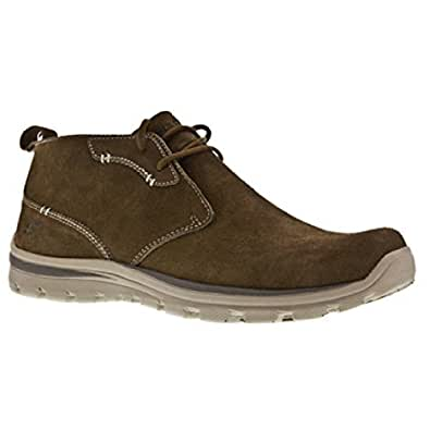 Skechers - Zapatos con Cordones Modelo SK64222 Superior Up