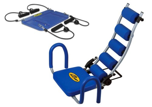 Ab Rocket Abdominal Trainer with Flex Master Attachment, used for sale  Delivered anywhere in USA