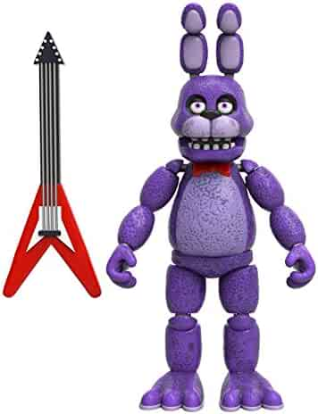 Funko Five Nights at Freddy's Articulated Bonnie Action Figure, 5