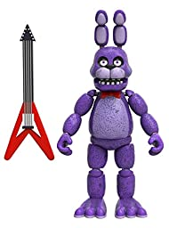 Funko Five Nights at Freddy\'s Articulated Bonnie Action Figure, 5\
