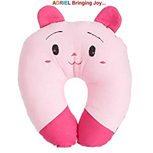 ADRIEL BRINGING JOY Soft Pillow | Baby Head Shaper |New Born Baby Head Shaping Pillow | Baby Nursing Pillow I Baby Pillow for Baby Head | Baby Pillow (0-12) Months