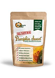Pumpkin Sweet - All Natural Sweetener (Xylitol From Kabocha Pumpkin) - 1 LB - LOW CALORIE SWEETNESS FOR EVERYONE