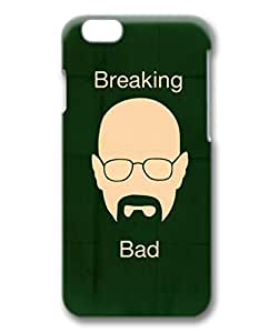 iCustomonline Case for iPhone 6 3D, Breaking Bad Ultimate Protection Case for iPhone 6 3D