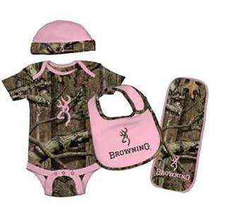 Amazon.com: Browning Baby camuflaje – Juego de 4 piezas: Baby