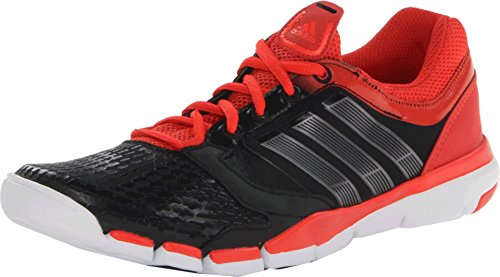 new arrival fad45 ccf7f adidas Mens adipure Trainer 360 BlackCarbon MetallicHi-Res Red 12 D