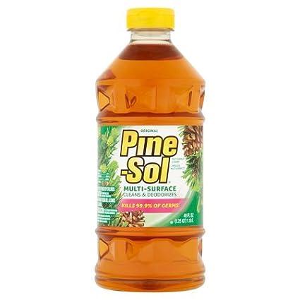 Image result for glass bottle pinesol