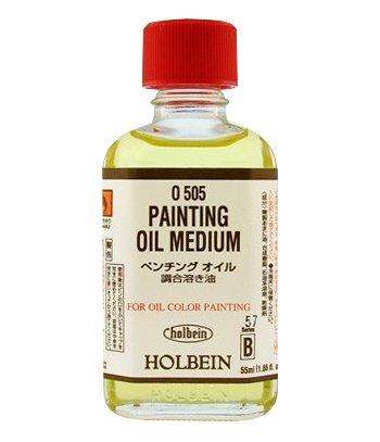 (Holbein Duo Aqua Painting Oil Medium 55 ml)