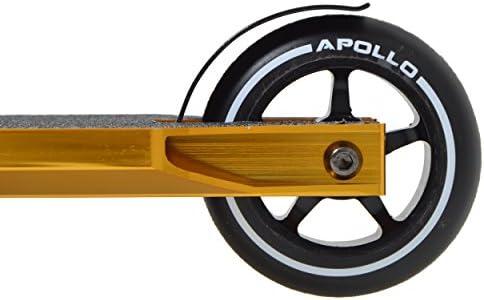 Apollo Stunt Scooter Star Pro - Stunt Scooter Pro robustos con rodamientos ABEC 9, Fun Scooter, Kick Scooter, Trick Scooter, Freestyle Scooter: Amazon.es: Deportes y aire libre
