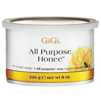 GiGi All Purpose Honee Wax 8 oz (Pack of 6)