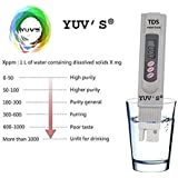 TDS Meter/Digital TDS Meter with Temperature and Water Quality Measurement for RO Purifier(PH Meter)