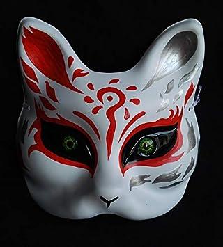 Festival Prom Hombre Lobo Matar Excelente Máscara De Zorro Máscara De Zorro Cerrado Ojos Mesa Juego Máscara Matando Máscara De Juego De Halloween Bola Juego Apoyos Bloqueo de los Ojos Fox 35: