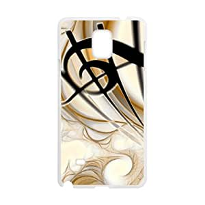 Piano Strings Cell Phone Case for Samsung Galaxy Note4