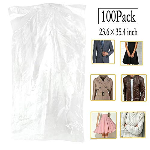 garment bag transparent - 1