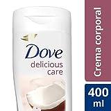 Crema Corporal Dove Leche de Coco y Petalos de Jazmín 400 ml