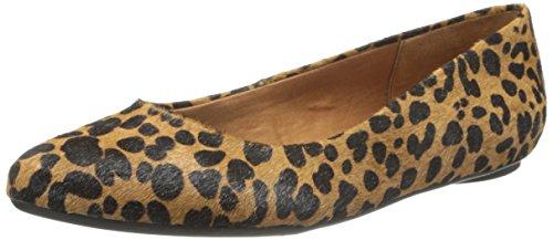 Dr. Scholl's Women's Leopard Flat  Shoes - 6 B(M) US