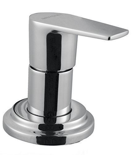 Hindware F360007Cp Element Concealed Stop Cock Exposed Kit  (Chrome)