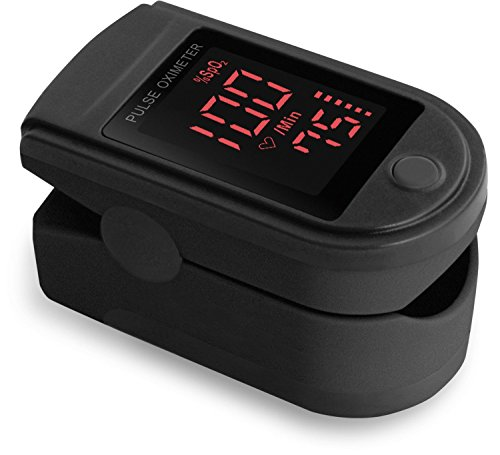 Zacurate Fingertip Oximeter Saturation batteries product image
