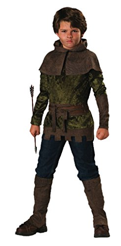 [Costumes For All Occasions IC17031C8 Robin Hood Child Size 6-8] (Robin Hood Costume Childrens)
