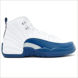 2c1a5b6c188 JACKWOLDMIN Athletic Sport Basketball Running Sneaker AIR JORDAN 12 RETRO  BG (GS) FRENCH BLUE 153265 113 Training Shoe  Amazon.com  Books