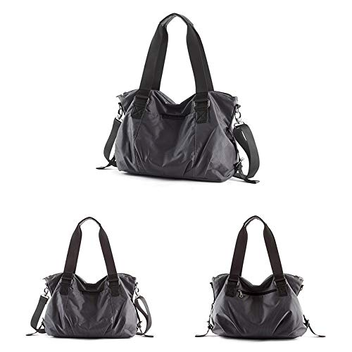 Borsetta A Moda Sacchetto Borsa 8353 Ragazza Gdlxl Bag Grey Tasche Viaggio blue Impermeabile Donna Messenger Exull Borse Nylon Spalla Tracolla Per Sport Da 4vwq8ZqWY