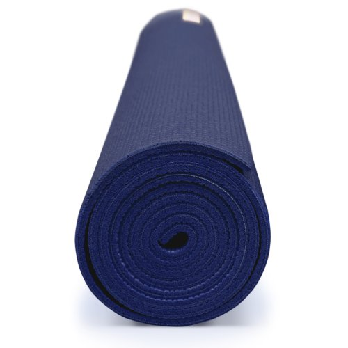 """Aurorae Classic Extra Thick 1/4"""" and Long 72"""" Premium Eco Safe Yoga Mat with Non Slip Rosin included"""