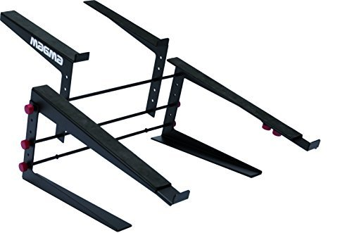 MAGMA 75541 Control Stand II - for DJ Controller and Laptops, Black (Ddj Sx Stand)