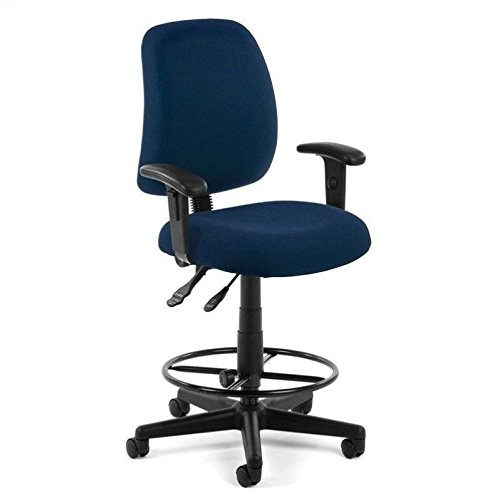 OFM 118-2-AA-DK-804 Posture Series Task Chair with Arms and