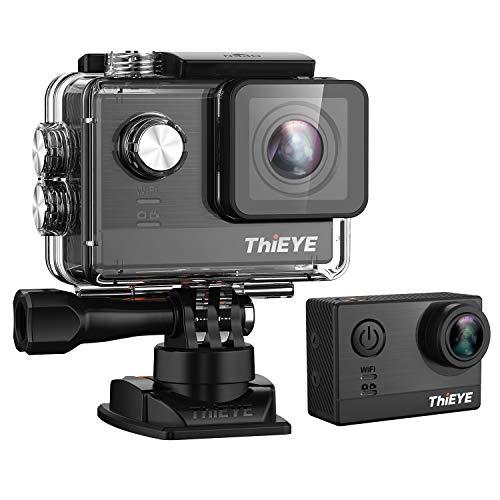 ThiEYE T5e WiFi Sport Camera,Ultra 4K HD16MP Sony Sensor/Ambarella Chipset Action Video Cam...