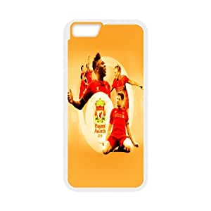 Custom Case Liverpool Football Club For iPhone 6 Plus 5.5 Inch G3K9Q3060